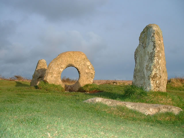 Men An Tol, Penwith, Cornwall